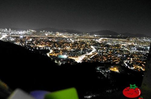 韓國、首爾|韓國首爾塔 賞櫻、夜景、爬山步道 自由行必逛景點