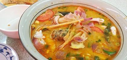 天母泰越料理.吃的是一種大碗的飽足感