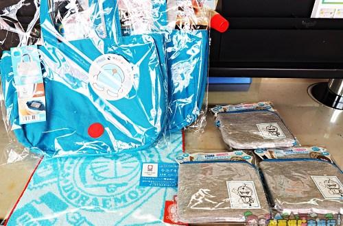 岩手限定明信片&日本郵局限定哆啦A夢系列商品
