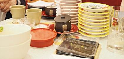 仙台|河童壽司(かっぱ寿司).一人平均400就吃到翻過去了