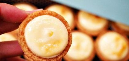 W Bakery 迷你乳酪塔.隱藏在中式餐館裡的上癮甜點