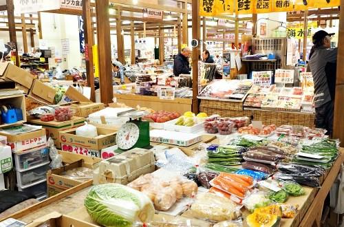 函館朝市|函館人的廚房.一天美味的開始