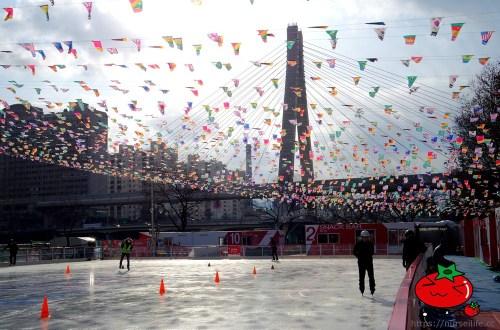 大邱新川溜冰場|冬季限定的活動體驗,便宜方便又好玩