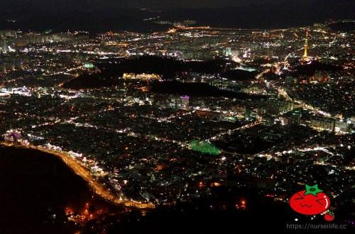 大邱前山觀景台|俯瞰宋仲基眼中最迷人的夜景