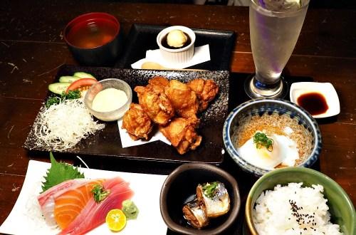 窩 創作和食|天母日本理髮師的店.超推薦的日式家常料理餐廳
