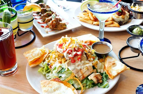 Chili's|天母新光三越二樓.適合聚餐的美式休閒餐廳