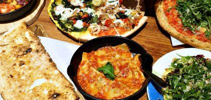 Pizzeria OGGI|天母SOGO旁台北唯一義大利認證披薩店.眾多口味每天吃也不膩