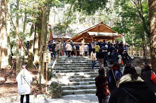 日本、三重|伊勢神宮/托福橫丁.日本能量第一的神社參拜之旅