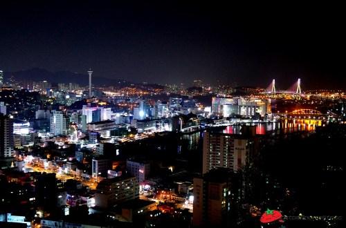 KKday 釜山人帶路.西釜山夜景輕鬆讓你一網打盡