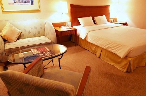 小樽住宿|小樽公園大飯店 .緊鄰AEON賣場與小樽港的便利住宿