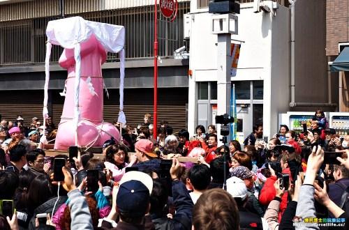 川崎|金山神社鐵男根祭.日本最令人害羞的18禁祭典