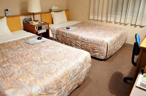 北海道、函館住宿|水之庭院函館酒店.函館車站附近的超便宜住宿