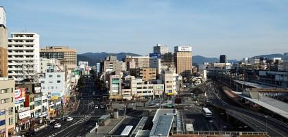 岡山住宿|Via Inn Okayama.緊鄰岡山車站與百貨的飯店