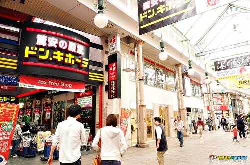 長崎|觀光通、長崎車站.購物必到的商店街