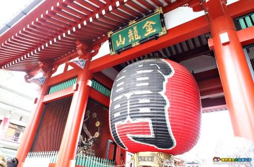 東京|淺草雷門.東京必訪的古老寺院