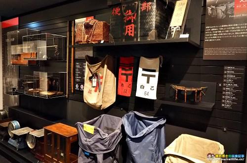 東京晴空塔|郵政博物館.那個用文字傳遞溫度的時代