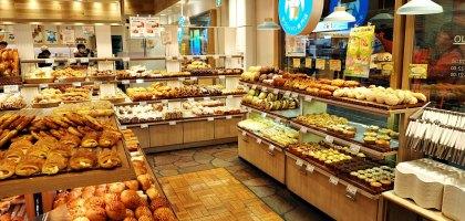 東京|HOKUO.車站常見的連鎖麵包店