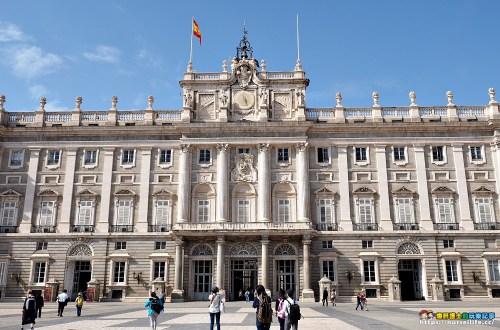西班牙|馬德里皇宮 Royal Palace of Madrid