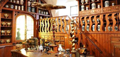 德國、海德堡|藥事博物館.穿越古今的救命丹之旅