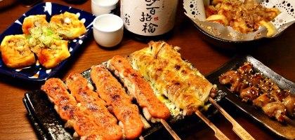 林桑手串本家|高雄串燒居酒屋.平價鰻魚丼飯近美麗島站的聚餐推薦地點