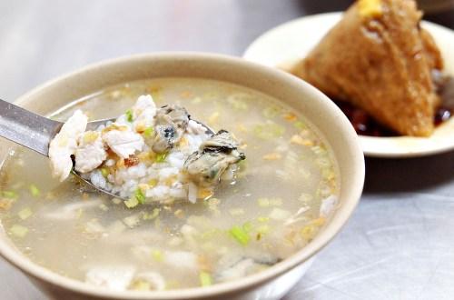 台南、中西區 無名鹹粥﹒在地人吃的平價早餐