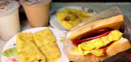 台南、中西區|姊妹豆漿攤.古早味傳統蛋餅必點