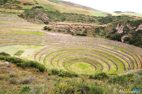 秘魯、庫斯科|圓形梯田Moray.印加帝國留下的謎樣溫室