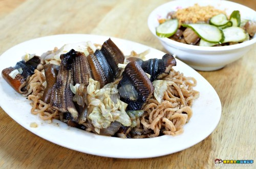 台南、中西區|水仙宮米糕.無名鱔魚意麵