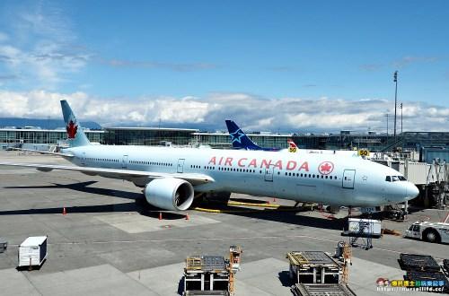 加拿大航空|夢幻787飛機搭中文空服員與豐盛餐點,帶你天天直飛溫哥華!