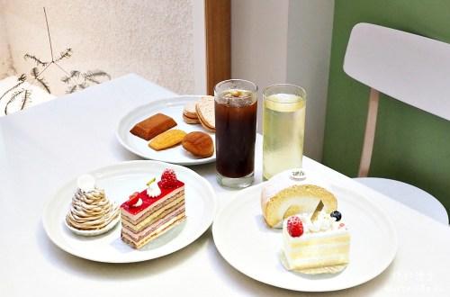 ISM主義甜時|天母法式甜點前進東區.高品質食材讓享用甜點沒負擔