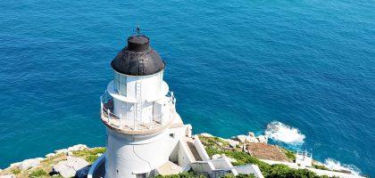 馬祖.東引 離島中的離島.希臘般湛藍海水讓人忘憂