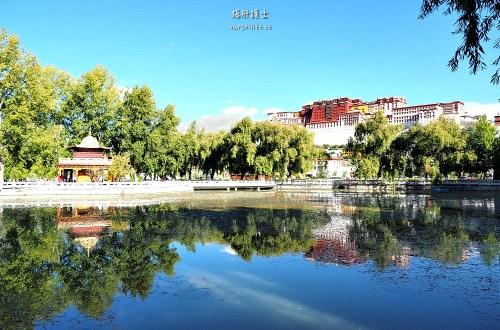 中國、西藏|布達拉宮.不因達賴只為千年不朽