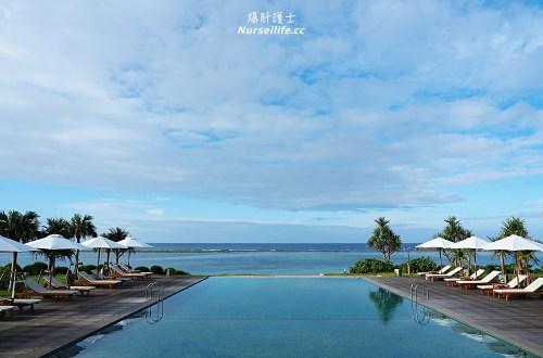 沖繩、久米島|Cypress Resort.島上最豪華的渡假村