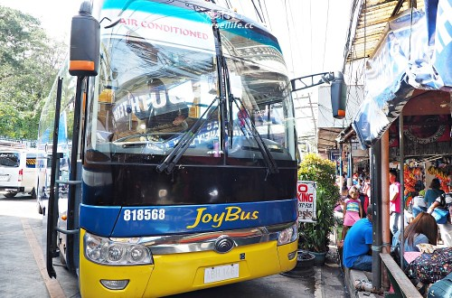 菲律賓遊學|來碧瑤念書一定要知道的Joy Bus
