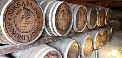 北海道|余市蒸餾所.免費品酩日本知名威士忌