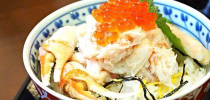 北海道 紋別漁師食堂.來日本不吃螃蟹對不起自己