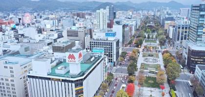 北海道|札幌電視塔.電視爸爸加持的日本夜景遺產