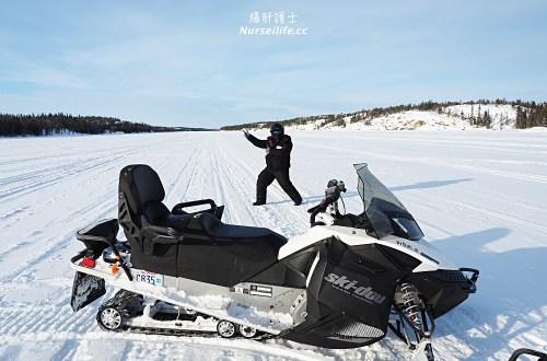 KKday加拿大黃刀鎮極光五日遊|白天感受雪上摩托車、狗拉雪橇的急速快感,晚上求極光!