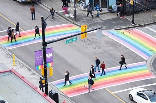加拿大、溫哥華|同志村戴維街.愛就是愛沒有什麼不一樣