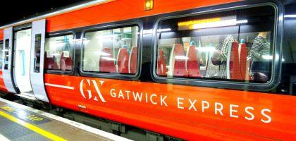 英國、倫敦|華航直飛Gatwick機場.Gatwick express快捷通市區