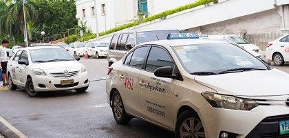 Grab:東南亞必備叫車軟體.菲律賓叫計程車不用怕被騙錢