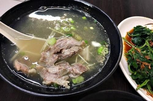 台北、社子|延平切仔麵.對寵物友善的銅板美食
