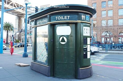 美國的公廁原來長這樣