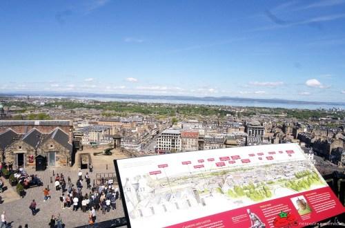 英國、蘇格蘭|愛丁堡古堡Edinburgh Castle.蘇格蘭中世紀城堡之旅