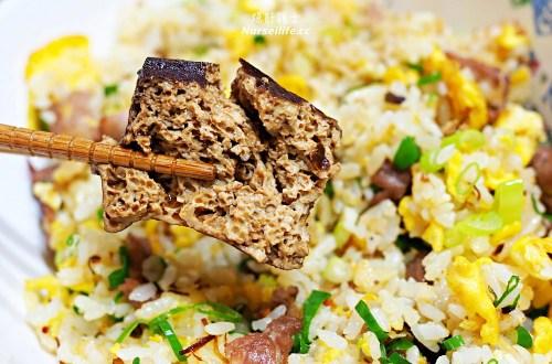 鑄鐵鍋料理:滷豆腐、滷豆乾