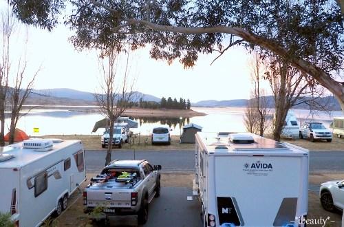 澳洲|Jindabyne 簡單浪漫的雪山小鎮露營日常