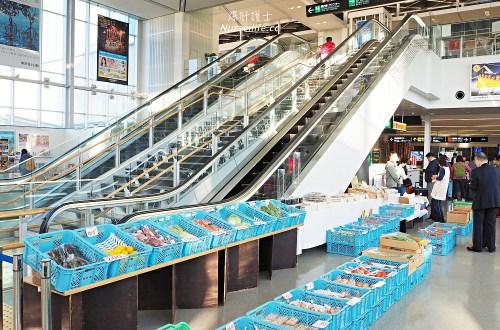 北九州機場到市區交通.不但有中文而且買票超簡單