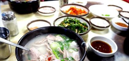 釜山|松亭豬肉湯飯.不能錯過傳承三代的好滋味