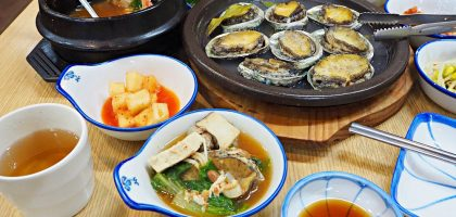 釜山 濟州家海鮮粥.西面的美食與地雷