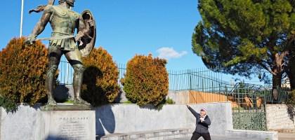 希臘|衝一發斯巴達吧!Mystras 米斯特拉斯.又是一場華麗的遺跡之旅